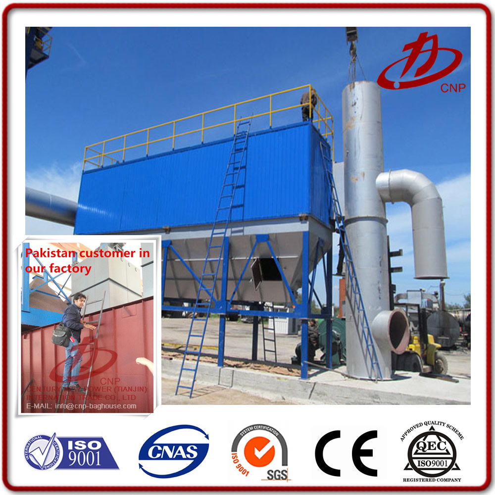 Cement vacuum cleaner industrial separator for wood dust