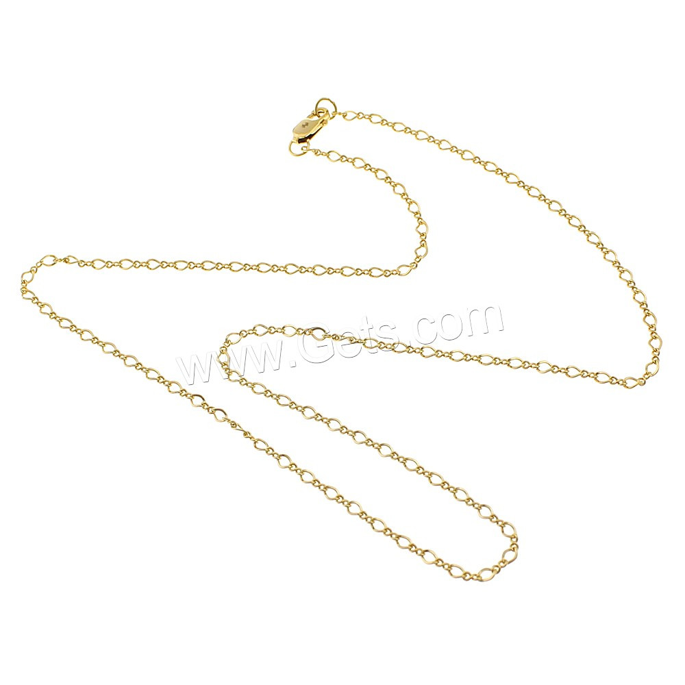 New Gold Chain Design Girls Gold Filled Necklace Chain Dubai New ...