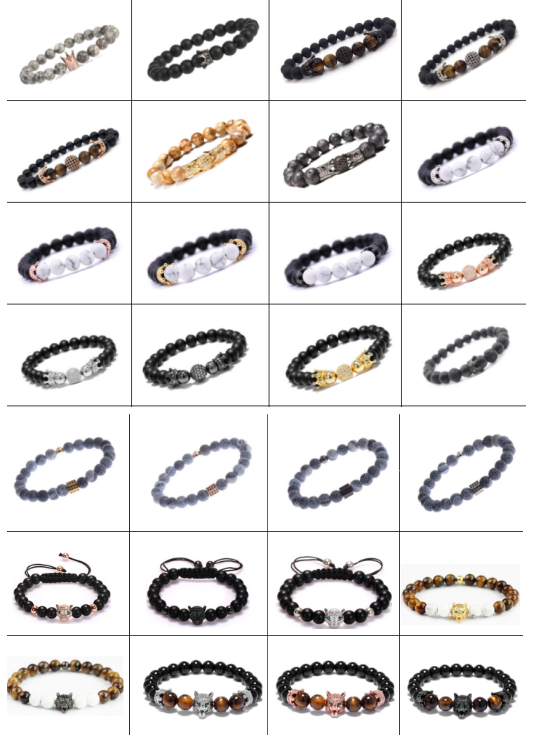 women jewelry 2020 wholesale hot product crystal bead bracelet with tassel