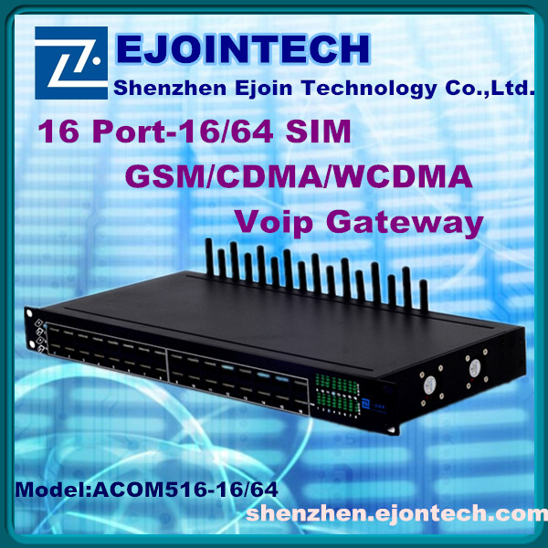 ejointech oem service wavecom module 16 ports gsm modem for free international call