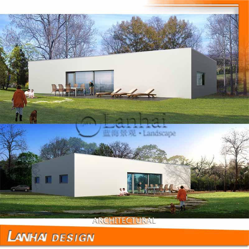 Architect Design Factory Building Plans