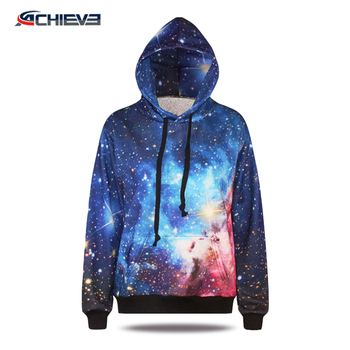 wholesale women custom sublimated printing pullover fleece hoodies &sweatshirt