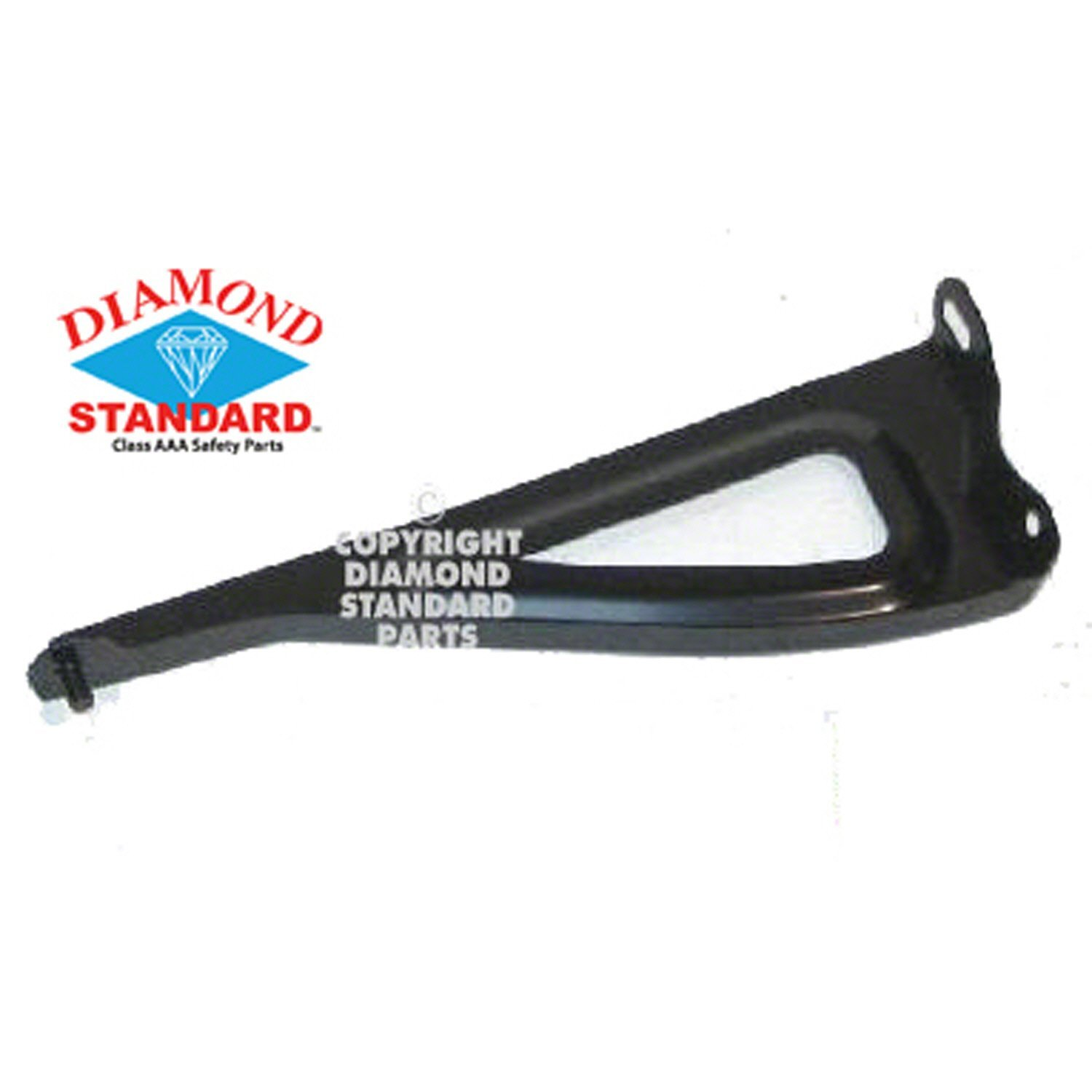 Bumper Stay Bumper Bracket For 2005-2011 Toyota Tacoma Front Left