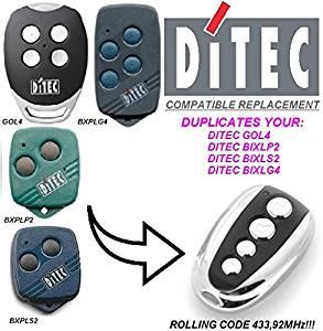 Handsender DITEC GOL4 C