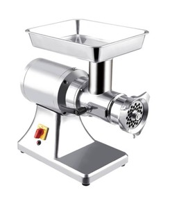 Provide wholesale Electric stainless steel meat grinder/meat mincer for sale big power for industrial