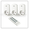 Samples available 230V smart outlet wireless remote control socket