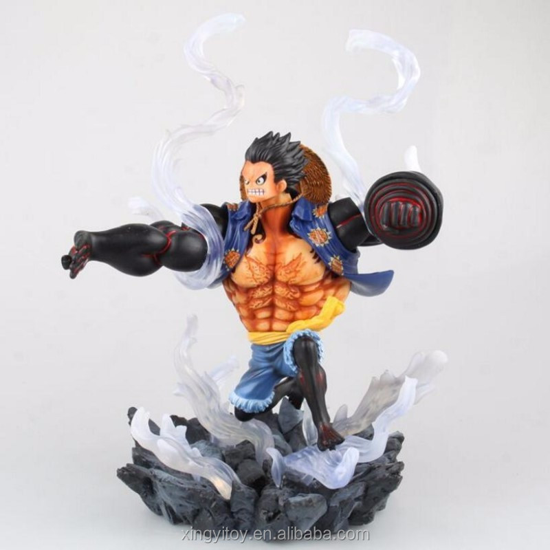 Japan Anime Figure One Piece Monkey D Luffy Showcartoon 26cm Toy Action Figure Buy One Piece Figure Luffy Figure One Piece Anime Luffy Action