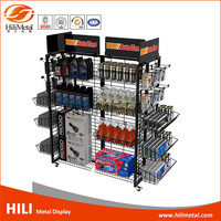 Retail shoes display racks and stands