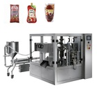 Automatic Rotary Tomato Sauce Paste Bag Packaging Machine