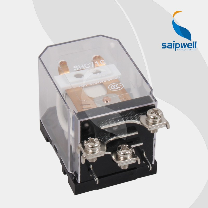 Saipwell High Quality Flasher Relay with CE Certification (JQX-58F)