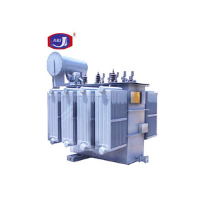 Hot Sale 12500KVA Duplex Winding No-Load Excitation Voltage Regulation 3 Phase Oil Immersed Electric Power Transformer
