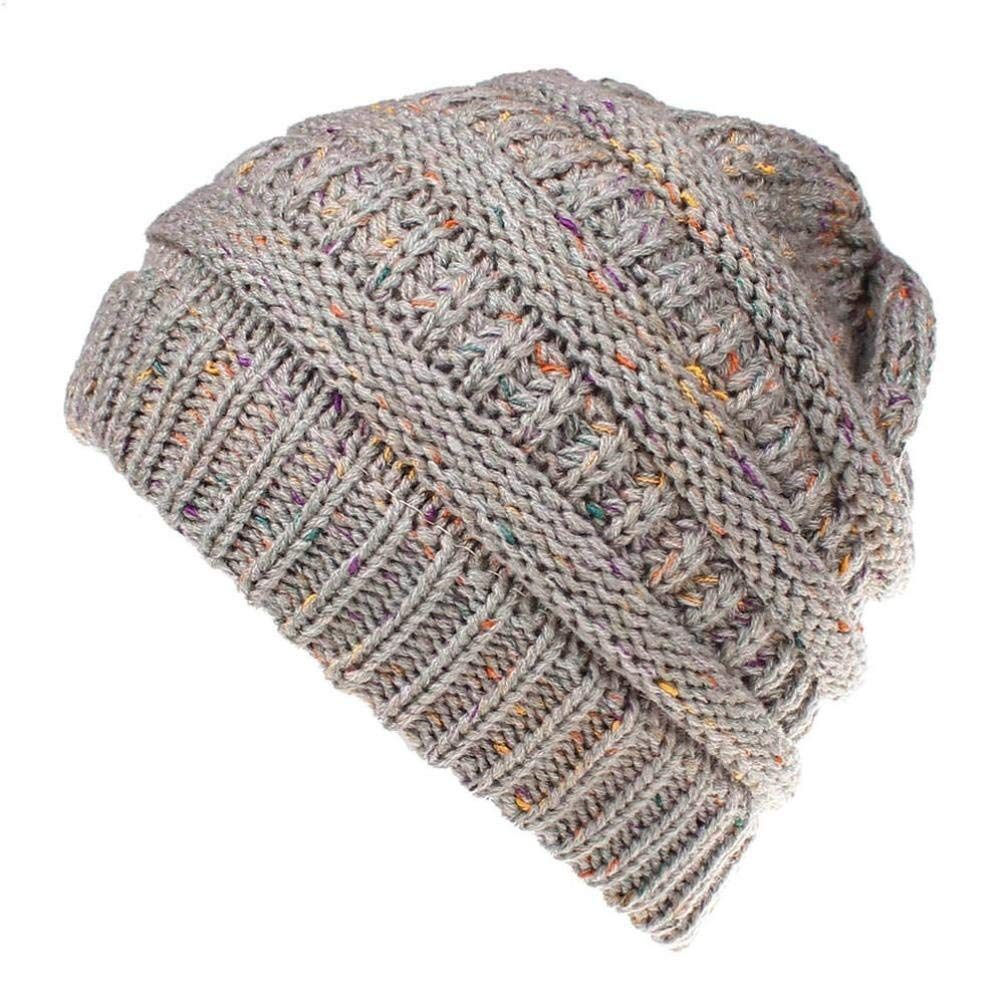 Get Quotations · WILLTOO Cable Knit Beanie - Thick d7aee7f38fcb