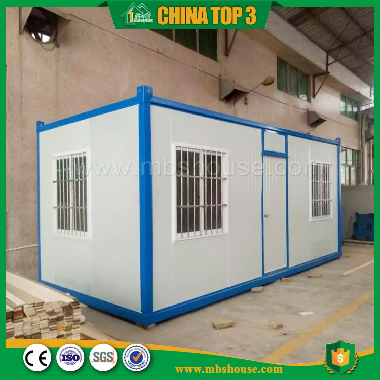 Easy Build Modular House for Camp Portable Building Mobile Building