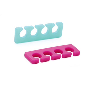 Hot Sale Quality Designer Toes Separators For Pedicure