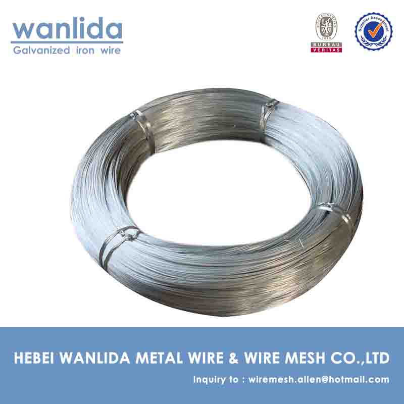 Galvanized Construction Building Wire / Construction Use Gi Wire ...