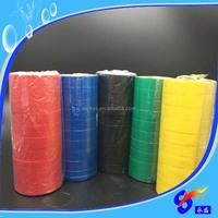 Black Vinyl Electrical Tape/PVC insulation Tape