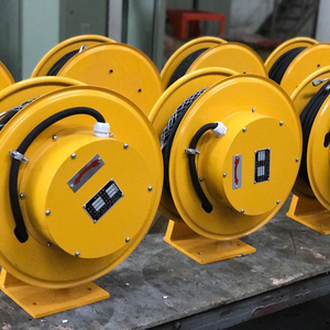 Factory price spring cable reel for control cable