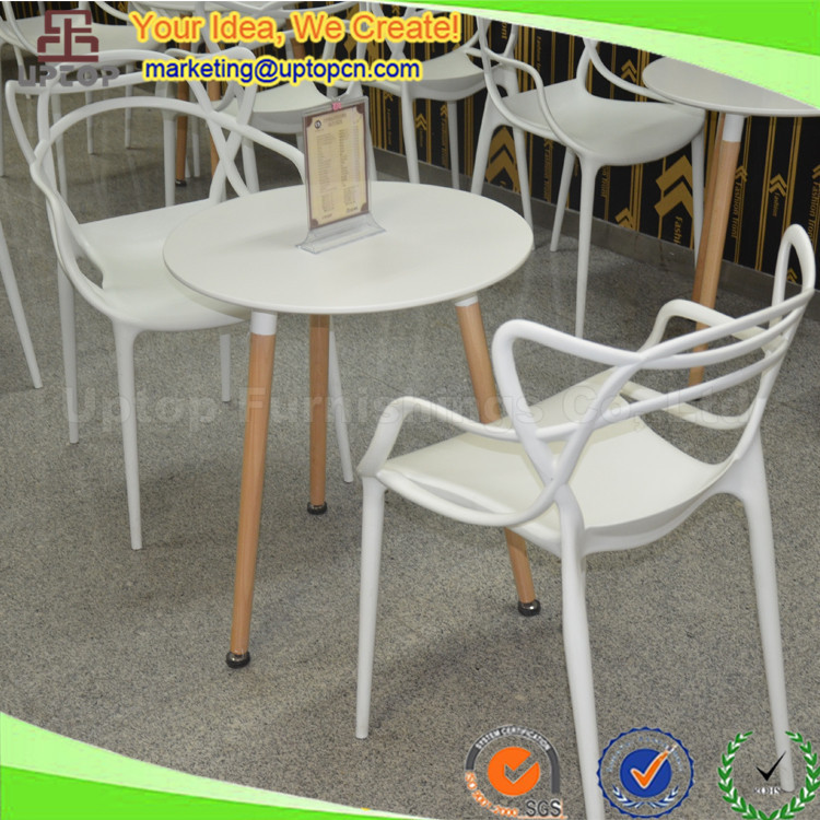 (SP-CS315) Contemporary plastic cafeteria table chairs asian restaurant furniture
