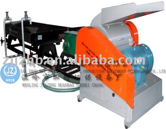 JZ-630B wet-type copper recycling machine low factory price