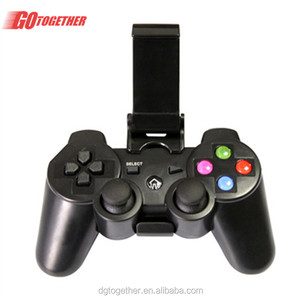 Best price 2.4GHz Wireless Gamepad for PS3 Game Controller Joystick for Android TV Box Windows Kindle Fire