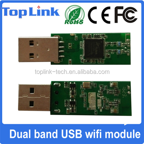 cheap 300Mbps MIMO 2T2R embedded wireless wifi module with standard USB 2.0 interface for <strong>STB</strong>