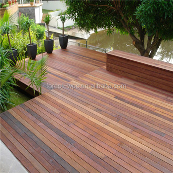 Rubber Composite Decking