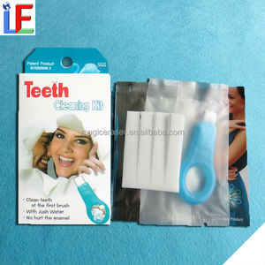 Cosmetic distributor Magic Teeth Cleaning Kit Search Products