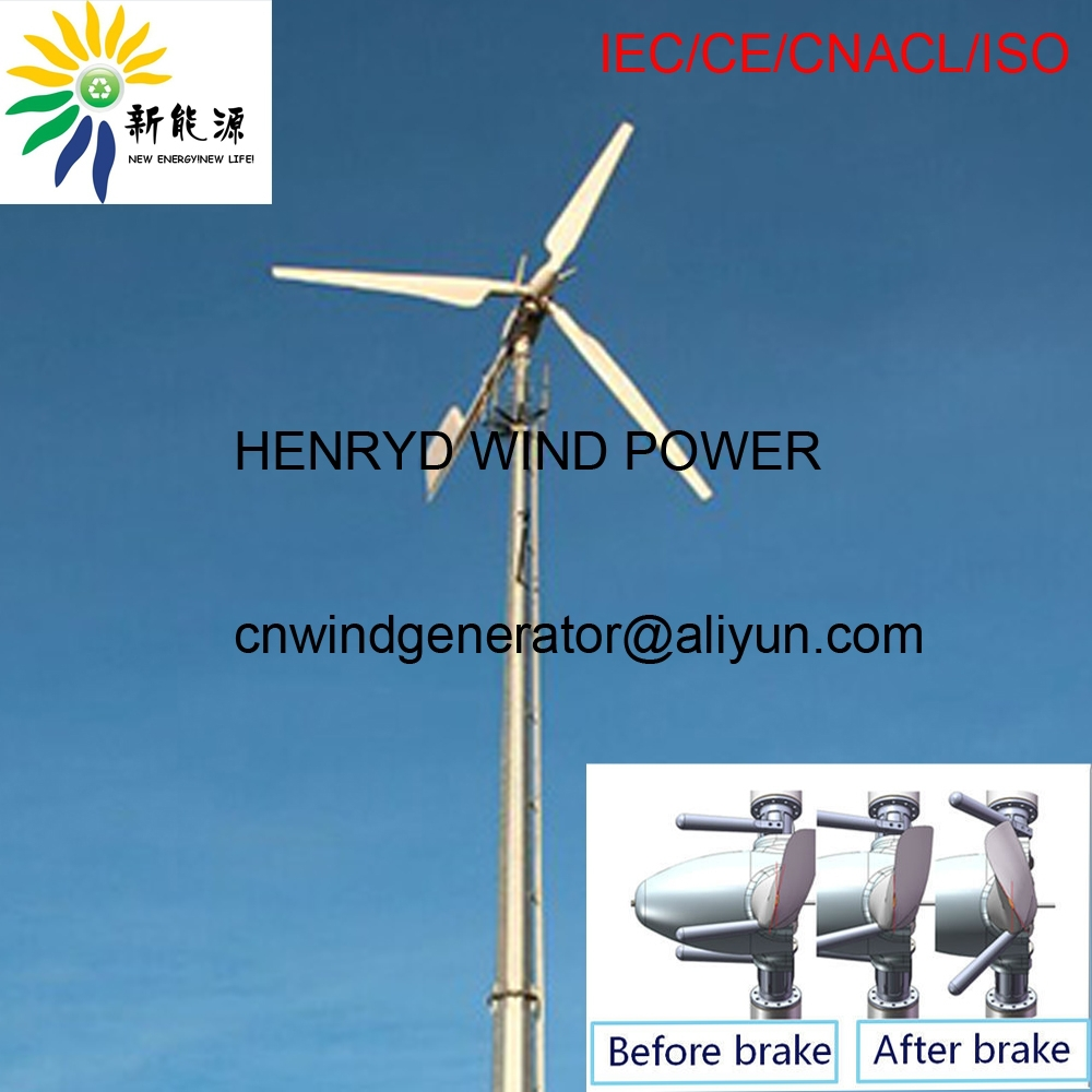 Variable Speed Wind Generator 5kw 10kw 3kw 2kw With Home ...