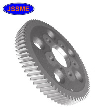 Nonstandard Alloy Steel Helical Gear Design