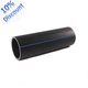 Good quality HDPE pipe PE100 pipe PN6 0.6MPa plastic water supply pipe