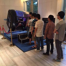 Best Earn money 9d vr game machine f1 flying racing flight motion simulator for sale