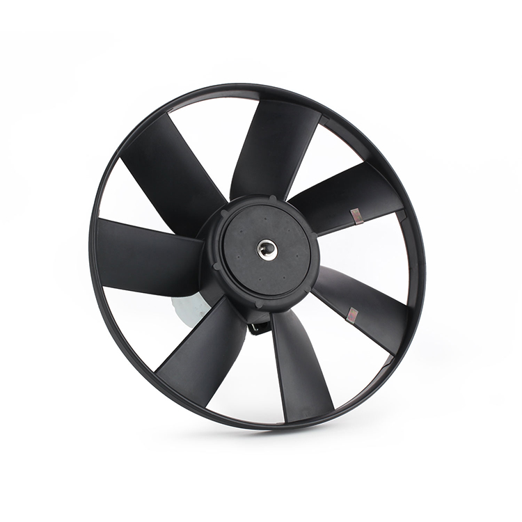 Good Sealed 4 mounting blade axial flow fan for VW-BORA