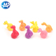 New arrival promotional gift set plastic Dinosaur baby on the ball toys