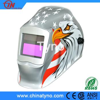 Ce Ansi China Oem Pp/pa/abs Custom Dn9-13 Auto Darkening Welding ...