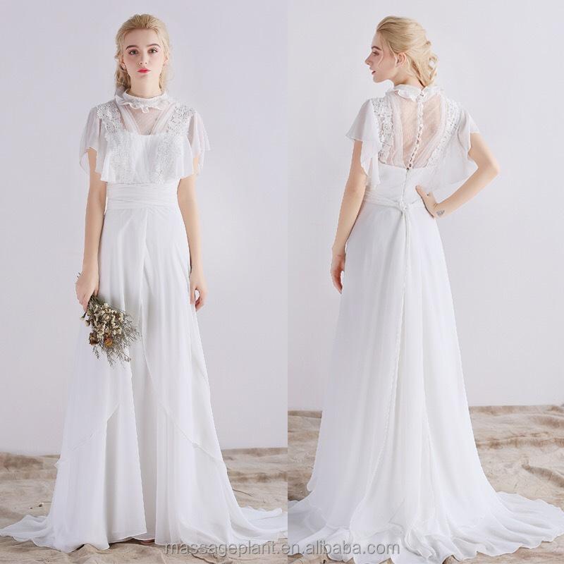 Meerjungfrau hochzeitskleid. spitze Hochzeitskleid. kleid, strand ...