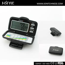 J-style accurate 3d clip step counter best pedometer for walking