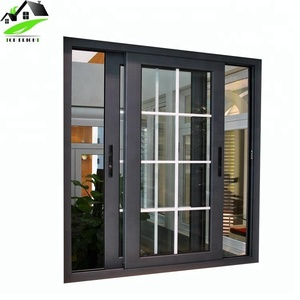 new simple glass latest grill design sliding window price philippines iron window
