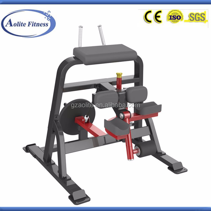 Hammer Strength Fitness Equipment Kneeling Leg Curl Gym Equipment