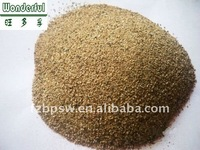 Abalone feed, natural high protein feed additive sea shell meat powder