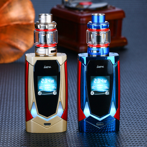 Original for IJOY Avenger 270 Kit cigarette lighter Click N Vape electronic cigarrete egypt vape