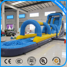 Guangqian Hot Selling Water Park Giant Inflatable Water Pool Slide Tubes