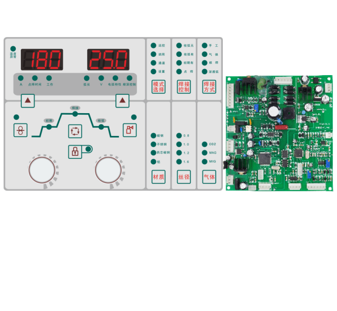 customized <strong>pcb</strong> assembly control board NB29 pcba industrial controller for mig NBC pcba <strong>pcb</strong> for welding machine