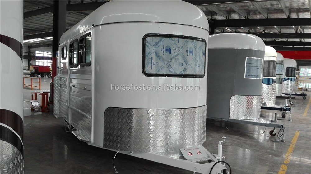 2 Horse Float The Caravan Floats With Fiamma Awning Buy