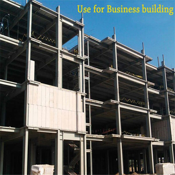 Precast Lightweight Durable Eps Concrete Roof Ceiling