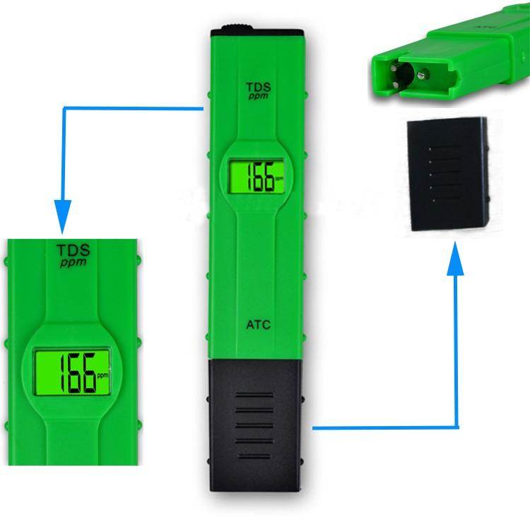 Tds Meter Zero Water Triple Inline Tds Meter - Buy Tds Meter Tester,Tds  Meter Solution,Tds Meter Zero Water Product on Alibaba com