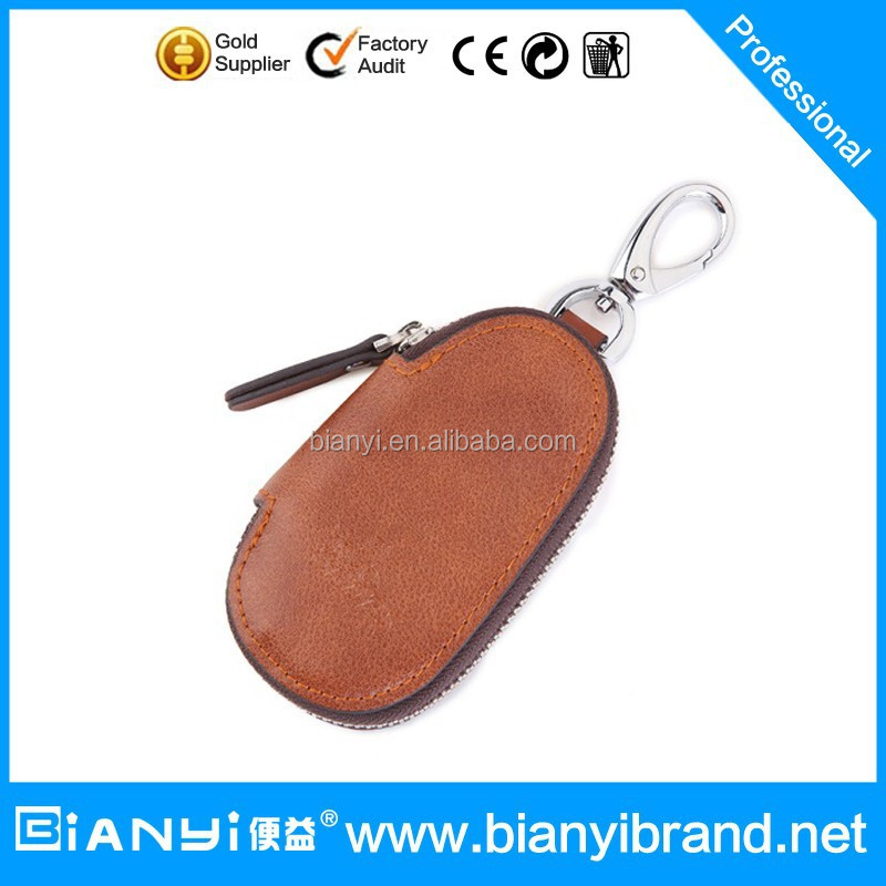 produce any your design new design metal leather keychain key ring key holder