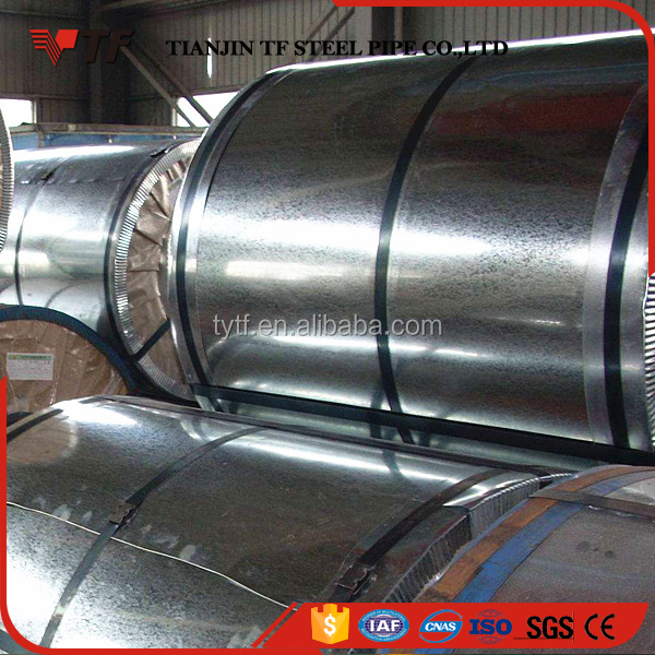 China manufacture Low cost h300lad+zf hot died galvanized steel coil