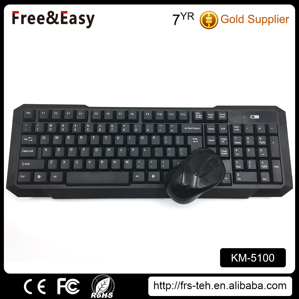 2.4g wireless mouse and keyboard driver download combo