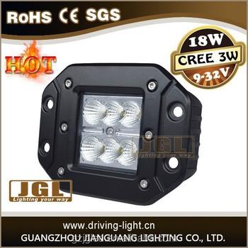 Aluminium Led Verlichting 12v 18w Cree Led Werklamp 24 Volt ...