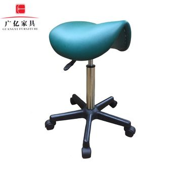 2017 New style Hair beauty salon master stool / salon styling chairs make in Foshan